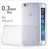 $ buy 2 get 3 $1PC Ultra-Thin 0.3MM  Cover/Case For Apple iPhone 6 Cases For iPhone 6 4.7  inches Moblie Phone Protection