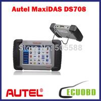 2014 Automotive Special Tool Autel MaxiDAS DS708 Automotive Diagnostic System update online 100% original--Crystal
