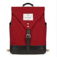 Canvas herschel school bags for teenage girls 2015 Women And Men's  Backpack Student  Mochilas Back To School Herschel Rucksack