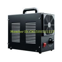 220V 5G Portable Ozone Generator Water Air Cooled Ceramic Tube Purifiers+warranty 1 year +CE Certification
