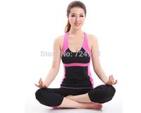 Hot sale women yoga sportwear clothing set,professional sport suit women brand track suit female/women yoga sportswear