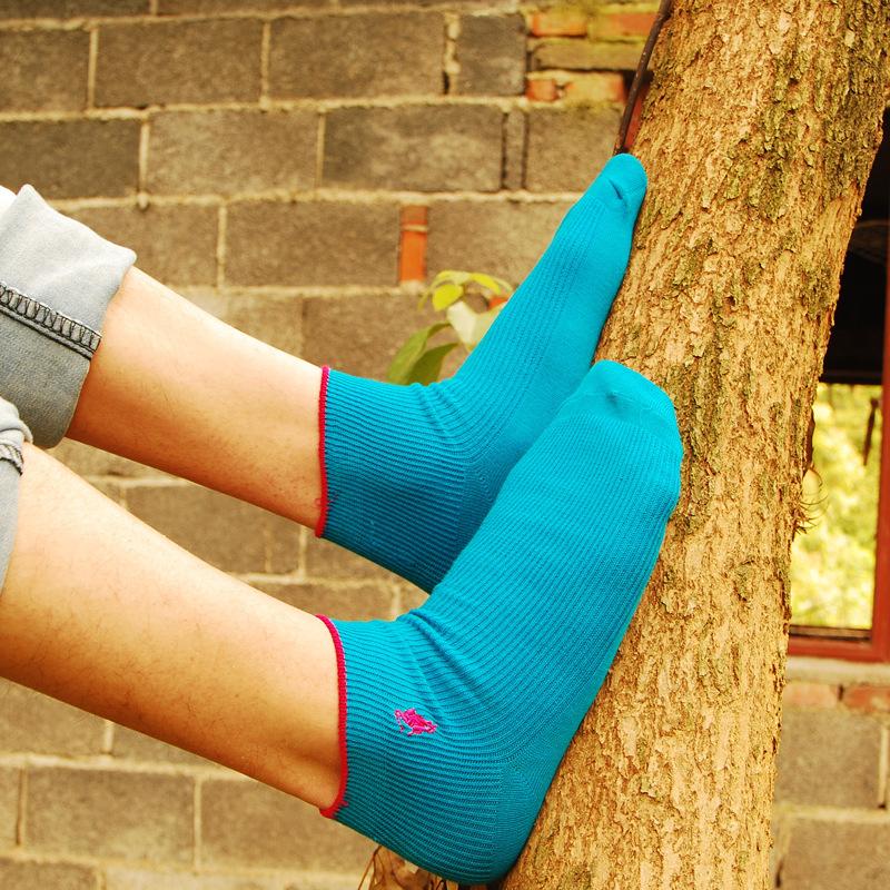 5pairs new 2014 high quality spring summer casual Men s Socks Men Brand Cotton man socks