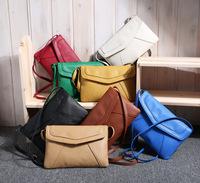 2014/2015 Hottest Sale Womens Designer Leather Envelope Shoulder Bags Ladies Crossbody Sling Messenger Bags Free Shipping Acc098