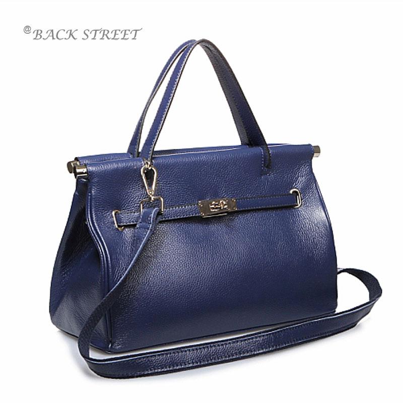Genuine Leather Handbag Women Shoulder Bag Brand Designer Real Leather Purse for OL Cowhide Female Bag Bolsas femininas(China (Mainland))