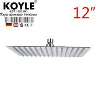 """KOYLE - 12"""" showerheads shower head chuveiro de parede chuveiros rain shower banheiro chuva espelho bathroom accessories"""