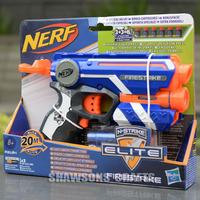 NERF SOFT DART GUN BLASTER N-STRIKE ELITE FIRESTRIKE BOYS TOY GUN