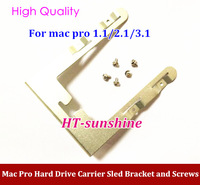 High Quality Original for Mac Pro Desktop Hard Drive HDD Carrier Tray Sled W/2 Screws Warranty Free Shipping