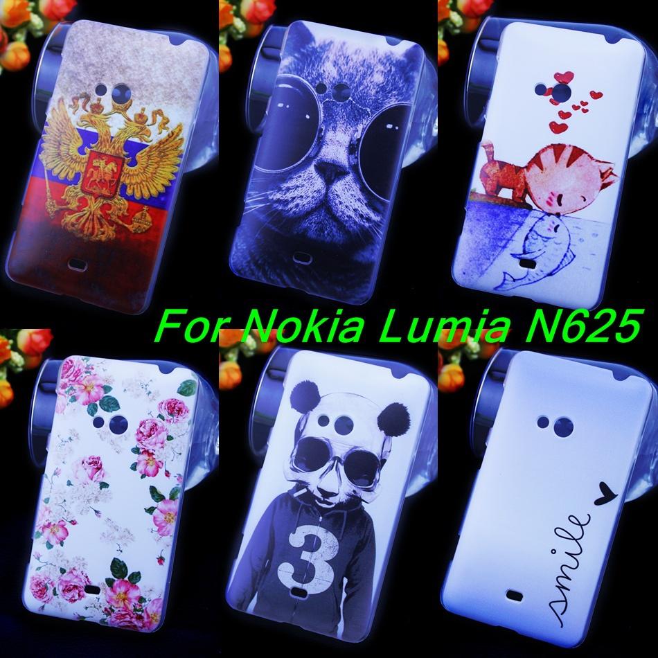 Чехол для для мобильных телефонов For Lumia 625 N625 case 10 nokia Lumia N625 nokia 625 N625 + For Lumia N625 чехол для для мобильных телефонов nokia lumia 625 n625 py um234