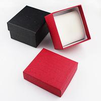 10pcs watch box Luxury Senior Classic pu Leather Watch Box packing box watch gift watch box Free shipping