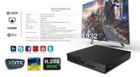 1pc CX-S859 Amlogic S805 Quad Core 4x Cortex A5 XBMC TV Box Android 4.4 H.265 HEVC Wifi LAN HDMI 1G RAM 8G ROM Bluetooth 4.0