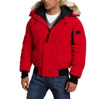 Goose Down Parka Winter Thickening With A Hood Short Design Wadded Jacket Men Warm Fashion Brand Designer Warm Coat
