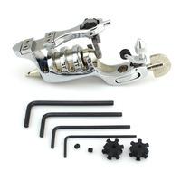 New Steel Rotary Tattoo Machine Gun Liner and Shader Sunshine Machine