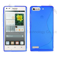 S Line TPU GEL Case Cover  for Huawei Ascend G6