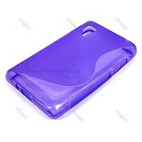 S Line TPU GEL Case Cover  for LG Optimus L4 II E440
