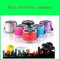 Hot Sale New Design Mp3 Player USB Micro SD TF Card Computer Amplifier FM Radio Wireless Portable Mini Speaker No1