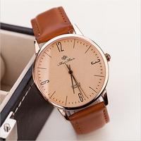 Men Women watch Gentleman Wristwatch Fashion quartz watches Electronic 2014 new Women dress watches