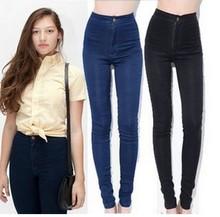 2015 fashoin vendimia jeans mujer l&aacute