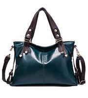 2014 women messenger bag new women handbag fashion genuine leather bag portable shoulder bags cross-body bolsas handbags tote
