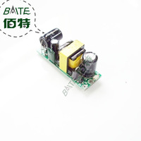 5pcs AC-DC 85~265V to 12V Switching Power 12V 400MA 5W Isolated Switching Power Supply Module  Buck Converter  rectangle