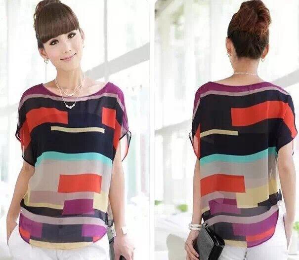 Женские блузки и Рубашки WHATWEARS Femininas 70-1203 блузки и рубашки
