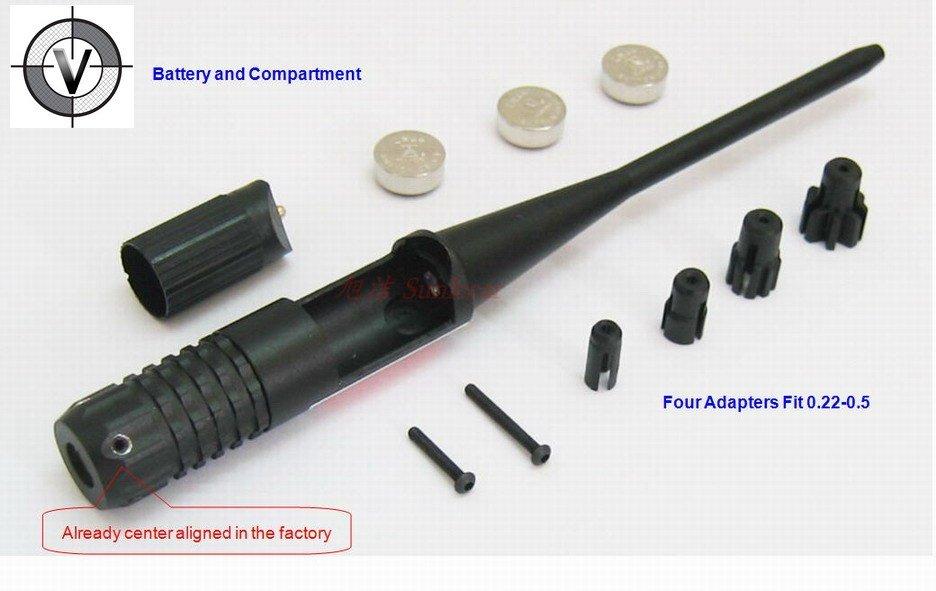 Лазер для холодной пристрелки пневматики