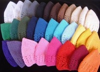 Kufi Hats,Caps,Crochet Knitted Hats,In Stock,No MOQ,Wholesale Pirce.Christmas Gift-120pcs/lot