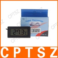 Digital Compact LCD Thermometer with Outdoors Remote Sensor ,Digital Thermometer TPM-10