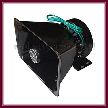 (YD-150) 150W Speaker/ Impedance: 6ohm / Be used together with 150W Siren, very Loud sound, 125-130dB, good warning effect