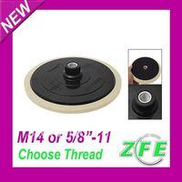 "1x7""(180mm) Polishing Pad Holder Backer---5/8""-11 Thread"