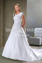 simple long sleeve wedding dresses promotion