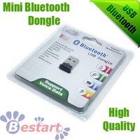 Free Shipping, NEW USB 2.0 PC USB Bluetooth Dongle, Bluetooth Adapter 100M Bluetooth DONGLE ADAPTER