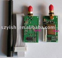 915Mhz RF module YS-C20U ( 10mW output, GFSK, RS-232,RS-485,TTL data radio)