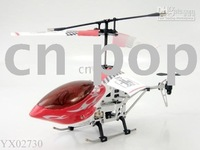3 Channel RC Helicopter Remote Control alloy Radio Control Airplanes indoor toy free shipping 36pcs
