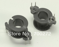 Promotion RM6  PC40 ferrite   core +bobbin +clip free shipping
