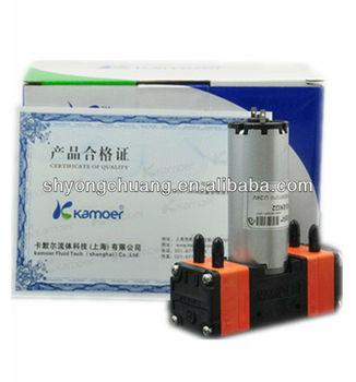 KLP mini Pump Diaphragm Liquid Water 24VDC - works great - Dual head