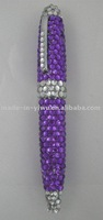 [100 pcs]Crystal ballpoint pen/crystal studded pen/Bling Bling pen/acrylic/beaded pen/jeweled stone pen