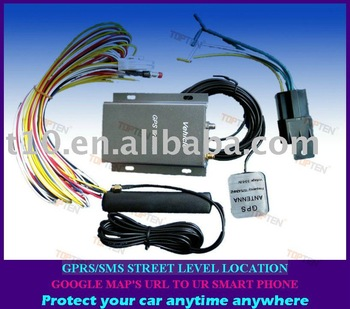 Vehicle GPS Tracker Specially designed for designed for Vehicle real-time Tracking and Security