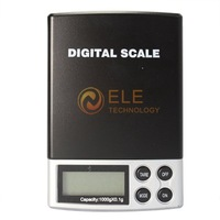 Free Shipping 0.1g-1000g  mini electronic scale weighing scale,1kg/0.1g digital scale