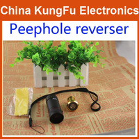 Door Peephole Reverser Looker Security Device
