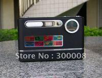 "3.6"" display 12MP  Digital Video camera+Digital camera   MP3 Player+Digital voice recorder   +PC camera+Game+Digital Photo frame"