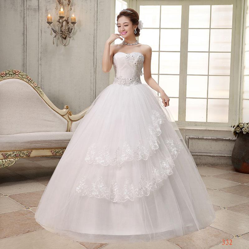 Wholesale Plus Size Wedding Dresses 17 Elegant