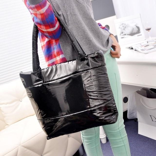 2015 new Cotton Fashion Women Handbag 9 Color Women Shoulder Bag Women handbag large size(China (Mainland))