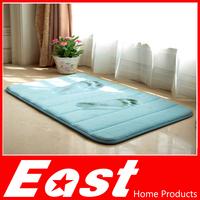 EAST home products 40*60CM memory foam floor door mat rug for flooring bed bath kitchen bathroom mats carpet