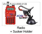 Promotional uv5r baofeng dual band radio vhf uhf