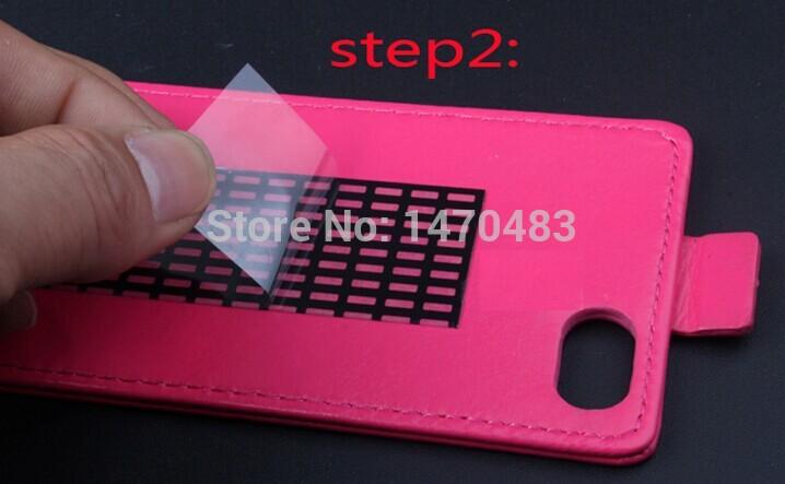 Чехол для для мобильных телефонов & PU 4.5 JIAYU G5 G5s 3