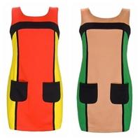 Free shipping 2015 New Fashion spring Summer Women Dress Plus Size  Ladies' Casual Dress Vestidos