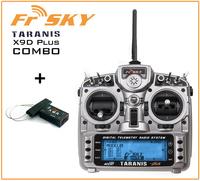 FrSky Taranis X9D Plus 2.4GHz ACCST Radio & X8R Combo (Mode 2)