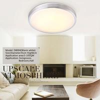 LED ceiling lights Dia 350mm,aluminum+Acryl High brightness1800LM,AC85V~265V,Warm white/Cool white,20W Led Lamp.Free Shipping