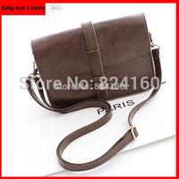Free Shipping 2014 autumn women's  handbag  small fresh  shoulder messenger bag vintage women's handbag wholesales