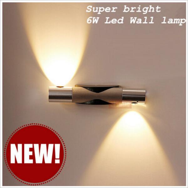 Hot sell Modern 2*3W led wall light bed lamp hotel restroom bathroom bedroom wall lamp 6W AC90~265V GOALSUN Lighting Freeship(China (Mainland))